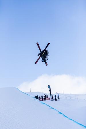 Beau-James Wells Through to Slopestyle Finals in Norway