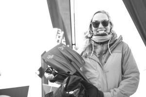 Tom Brownlee, George Pengelly and Anna Smoothy through to Finals at The North Face Freeski Open