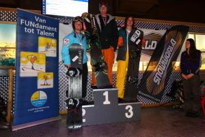 Carl Murphy Tops Podium at First Race of Season