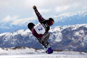 Snowboard World Cup Opener in New Zealand