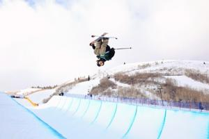 Beau-James Wells Top Ten in Park City