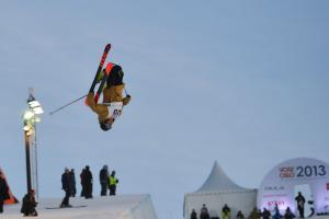 FIS Freeski World Championships Halfpipe Qualification