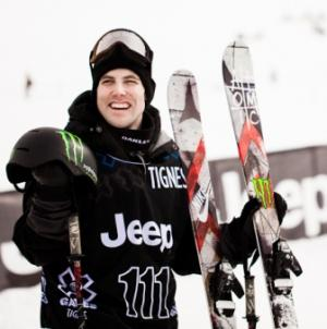 Jossi Wells Qualifies in First Place at X Games Tignes