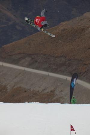 2013 Freeski & Snowboard Junior Nationals Wraps Up with Big-Hitting Action in the Park