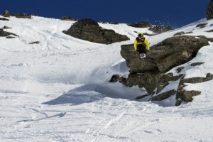 Strong Performance by Kiwis at The North Face® Freeski Open of New Zealand Big Mountain Qualifiers