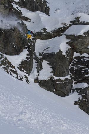 Big Guns Come Out for The North Face® Freeski Open of New Zealand Big Mountain Finals