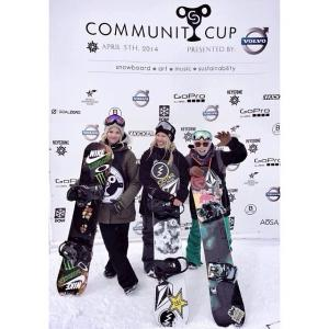 Christy Prior Wins Community Cup, Sam Christie Third in World Rookie Finals