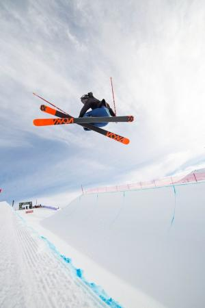 Three Kiwis on the Podium at The North Face® Freeski Open of NZ Halfpipe Finals