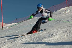 Adam Barwood Defends National Slalom Title, Piera Hudson Claims Second National Title