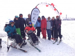 Adaptive Snow Sports Development Camp a Success for Athletes & Coaches