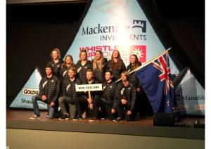 NZ Athletes Victorious at Whistler Cup
