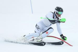 Piera Hudson, Adam Barwood Best of the Kiwis After Close Fought Slalom at Audi quattro Winter Games NZ 2015