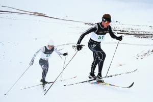 Fourth Place for Cross-country Ski Racer Andy Pohl at Audi quattro Winter Games NZ 2015