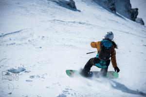 Snowboard Category Added to The North Face® Freeski Open of NZ Big Mountain