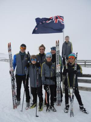 Cross Country Youth Ski Team Head to the Australian Kangaroo Hoppet