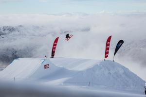 The North Face® Freeski Open of NZ Comp Week has Arrived!