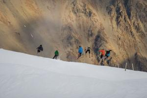 New Zealand Junior Freeride Tour Mt Olympus 1-2 August 2015