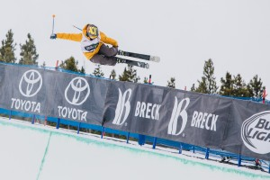 Janina Kuzma 4th at Dew Tour