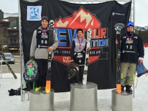 Nico Porteous Wins Rev Tour, Wells Brothers Through to Finals at Dew Tour