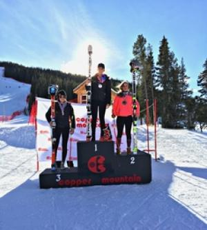 Super G Win for Piera Hudson