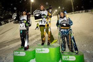 Beau-James Wells 2nd at Dew Tour, Byron Wells 5th