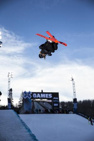 X Games Men's Superpipe Elims