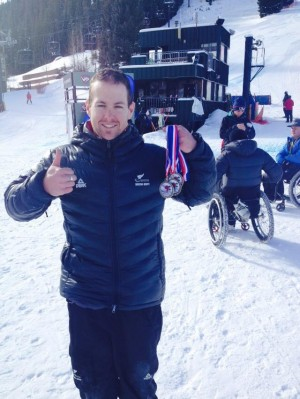 Gold Medal Sweep for Adam Hall Ahead of First IPC World Cups of the Season