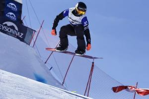 Successful World Cup Debut for NZ Snowboarder Duncan Campbell
