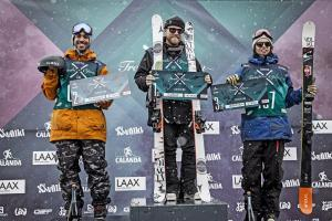 Jossi Wells Back on Form with a Win at European Freeski Open