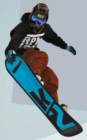 All Set for the K2 - QRC North Island Secondary Schools Snowboard Competition