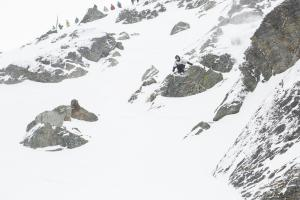 """Mind Blowing"" Performances at The North Face® Freeski Open of NZ Big Mountain Finals"