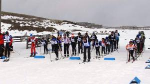 NZ Schools Cross Country Skiing Championship 2015
