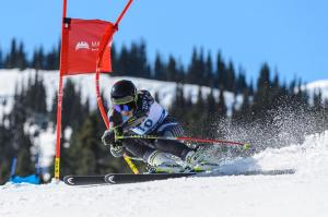 Top Results for NZ Ski Racers Alice Robinson and Ben Richards