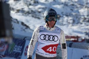 Career Best for NZ Ski Cross Racer Jamie Prebble with 5th at World Cup