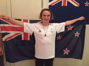 Finn Bilous Named New Zealand Youth Winter Olympic Games Flag Bearer
