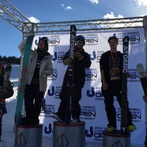 Byron Wells Wins Aspen Open, Bronze Medals for Miguel Porteous & Adie Lawrence