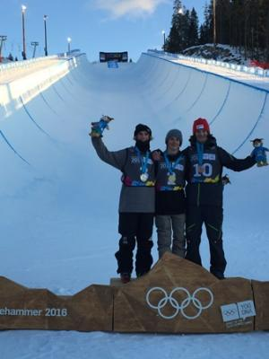 Freeskier Finn Bilous Wins NZ's First Ever Winter Youth Olympic Games Medal