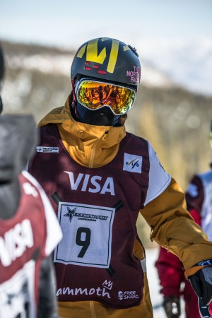 Byron Wells, Janina Kuzma Through to World Cup Finals at Mammoth Mountain