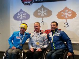 Peters in Contention for World Cup Globe After Win in Super-G