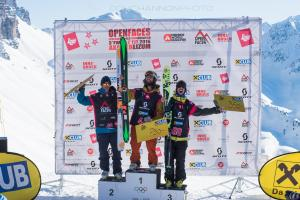Sam Lee Wins Freeride World Qualifier in Austria