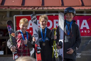 Competitors Go Big on Final Day of Cardrona NZ Junior Nationals