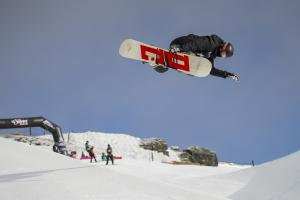 Hard Charging Skiers & Snowboarders Battle for Top Honours on Day Four at Cardrona NZ Junior Nationals