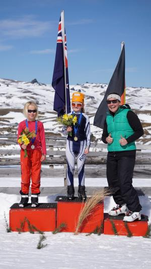 FIS ANC Continental Cup and National Champions Decided as Cross-country Ski Racing Concludes at Snow Farm NZ