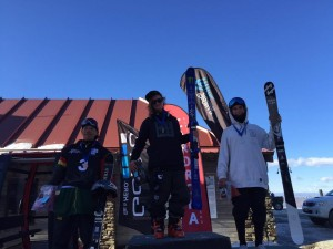 James Woods and Finn Bilous Battle for Slopestyle Victory on Day One of Cardrona Games
