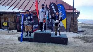Cardrona Games 2016 Finish on a High with Freeski & Snowboard Halfpipe