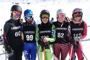 NZ Masters Take on Cardrona