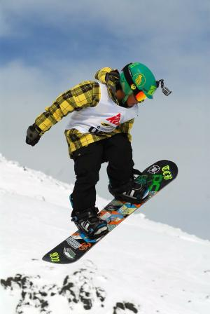 North Island Secondary Schools Snowboard Championships