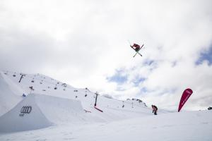 Best of the Best Battle for Finals Spots at Audi quattro Winter Games NZ Freeski Slopestyle World Cup