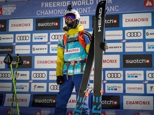 Sam Lee Edges Closer to Freeride World Tour Podium with 4th in Andorra