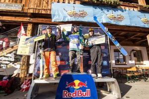 Craig Murray Wins Freeride World Qualifier in Austria